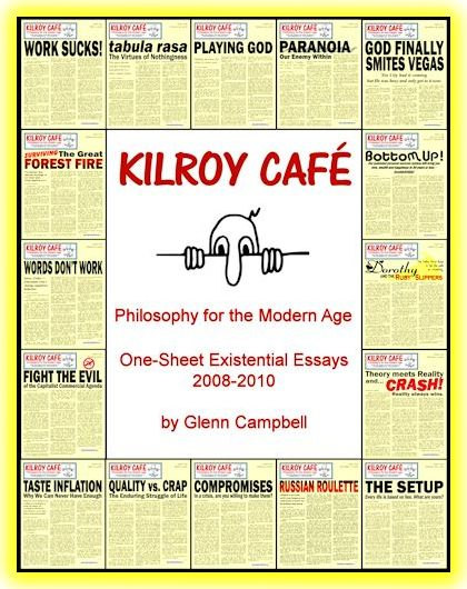 Kilroy Cafe by Glenn Campbell - Book Cover Image